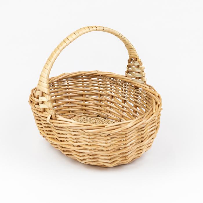 Flower Girl Basket (Empty)